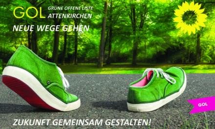Auftaktveranstaltung der Grünen offenen Liste Attenkirchen (GOL)