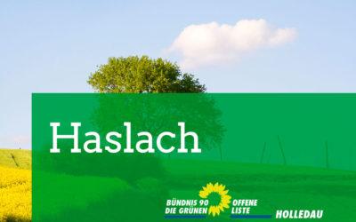 Haslach – Frühschoppen zur Kommunalwahl