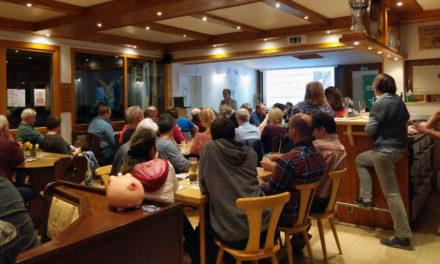 Gestalten statt Verwalten – Im Gespräch mit den Bürgerinnen und Bürgern vom Oberland