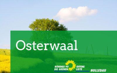 Osterwaal zur Kommunalwahl
