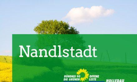 Antrag auf Neufassung einer Baumschutzverordnung für den MArkt Nandlstadt abgelehnt!
