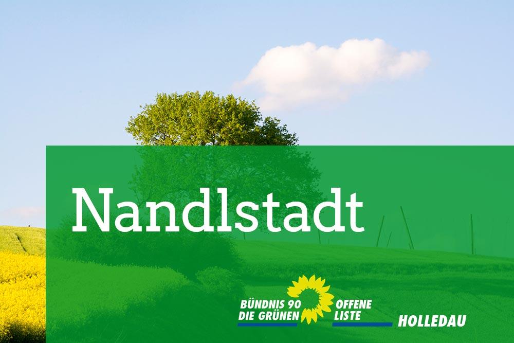 Antrag: Einrichtung eines e-Car-Sharing Punktes für Nandlstadt