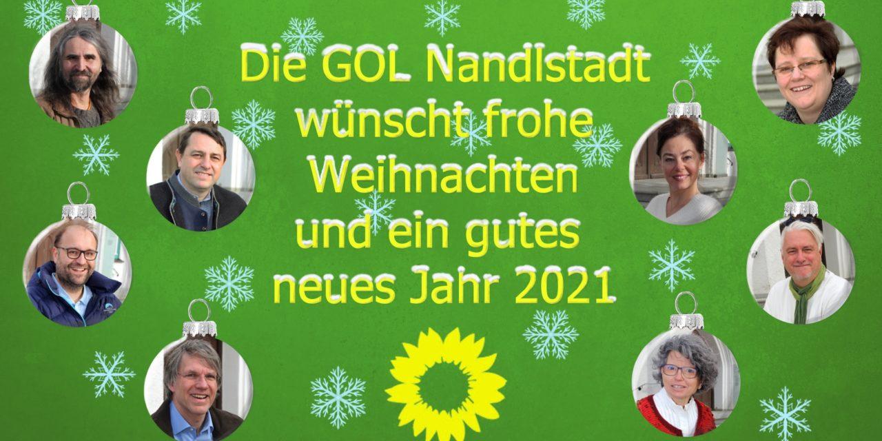 Frohes Weihnachten 2020 und bleiben Sie gesund in 2021!